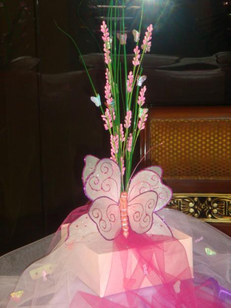 ... Pink - Decoracion de eventos: CENTROS DE MESA BAUTIZO Y BABY SHOWER