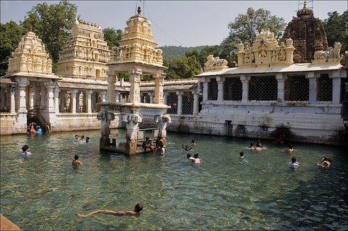 Mahanandiswara Swamy Temple - Mahanandi, Kurnool