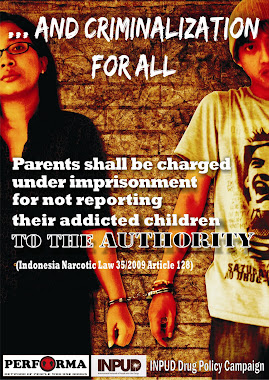 Indonesia Narcotics Law 35/2009 Article 128