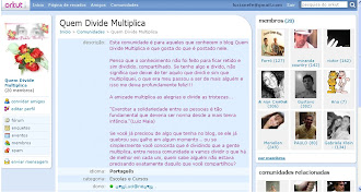 ஜ♥ღ Comunidade no orkut ღ♥ஜ