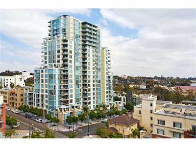 Downtown San Diego Foreclosure Property