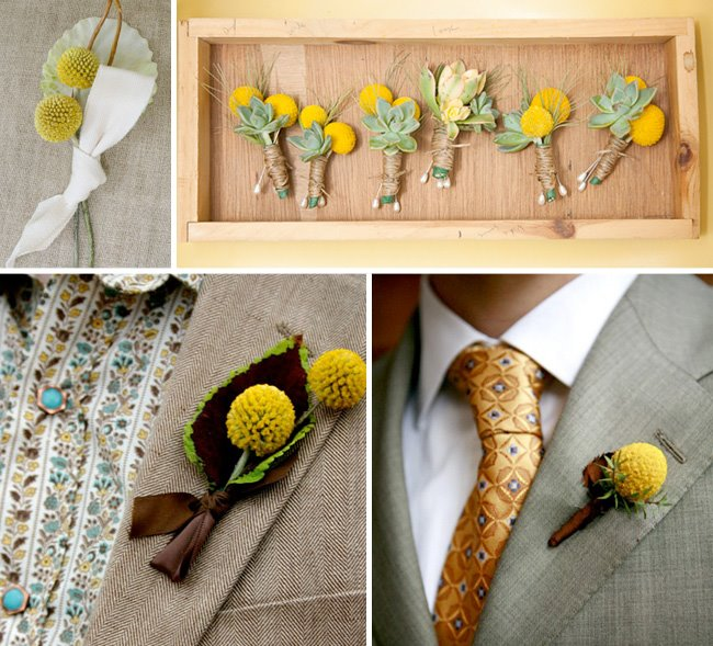 They 39d be a wonderful theme flower in a yellow and gray wedding or event