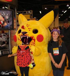 U__U Pikachu