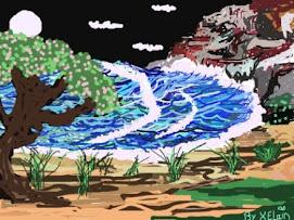 """Textured Wave"""