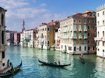 Venice, by Canaletto.
