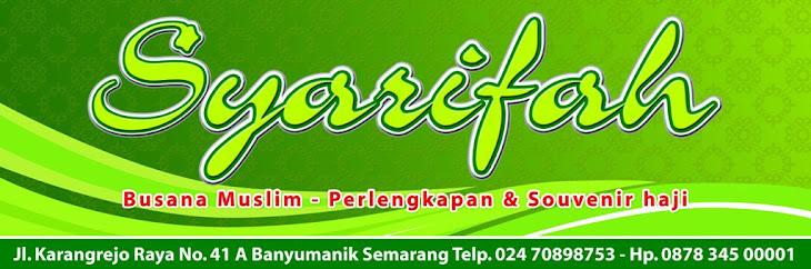 Syarifah - Toko Busana Muslim