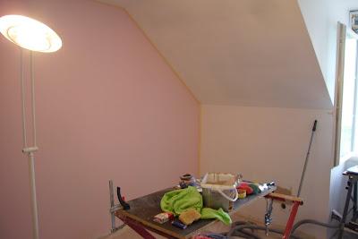 Peindre une piece de plusieurs couleurs - Comment peindre une piece de 2 couleurs ...