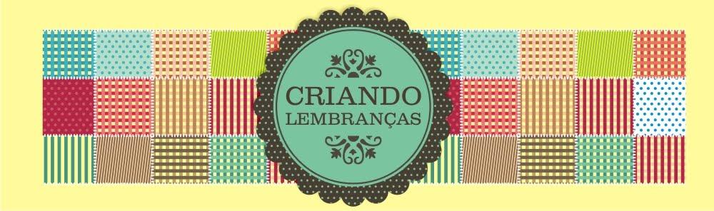 CRIANDO LEMBRANÇAS