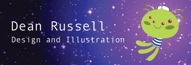 Dean Russell Design and Illustration
