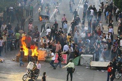 Teheran- Revolution 2009