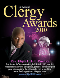 Producer of the First Annual Clergy Awards
