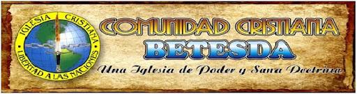 COMUNIDAD CRISTIANA BETESDA