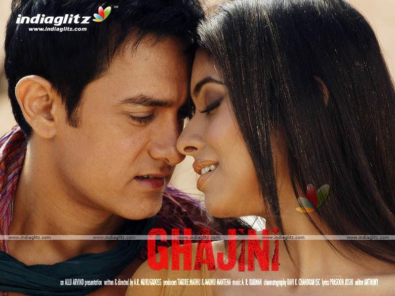 Ghajini Smotret Online