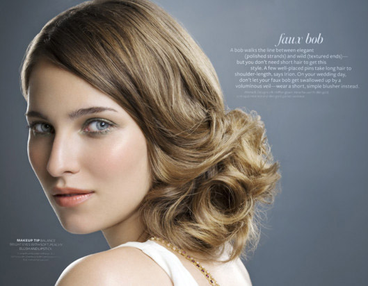 swing bob hairstyles. get back into the swing of