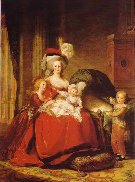 Marie-Antoinette in Art VLB13