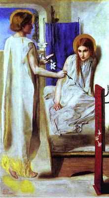 The Blessed Virgin Mary in Art Rossetti3