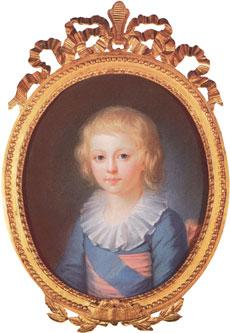Louis XVII in Art Louis_Charles_of_France3