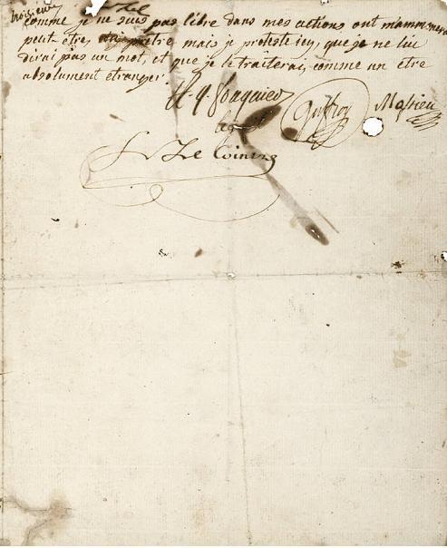 Marie-Antoinette's Letters Testpage3tv9