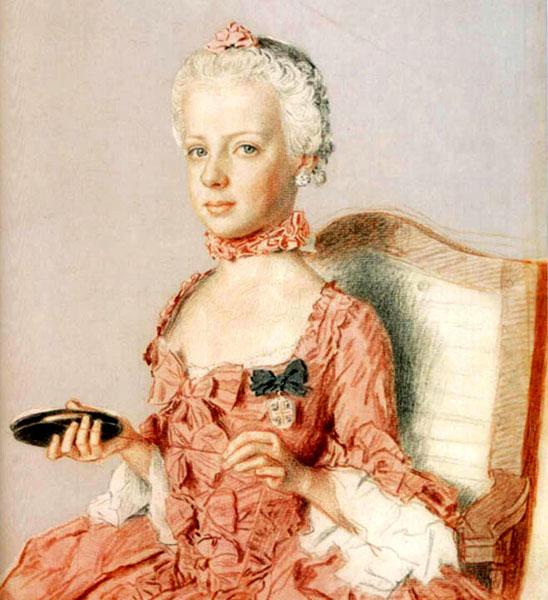 Marie-Antoinette in Art Pink-portrait-600