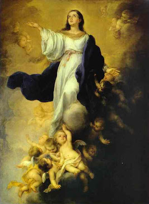 The Blessed Virgin Mary in Art Murillo19