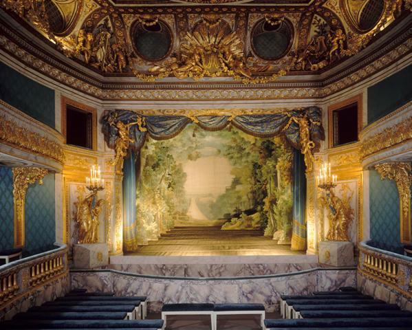 Le Théâtre de la Reine  Theatredelareine