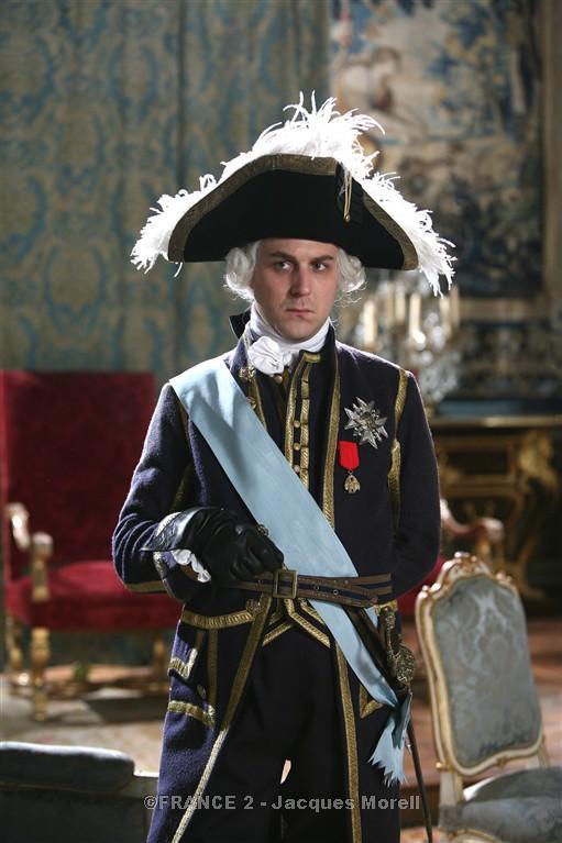 Tea at Trianon: L\'évasion de Louis XVI (2009)
