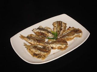 Greek Gavros (Whiting) Mezes Recipe