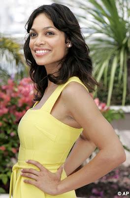 Gina Ravera – Actress, is half Puerto Rican and half Black.