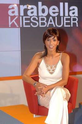 Hannelore kiesbauer kiesbauer arabella Arabella Kiesbauer