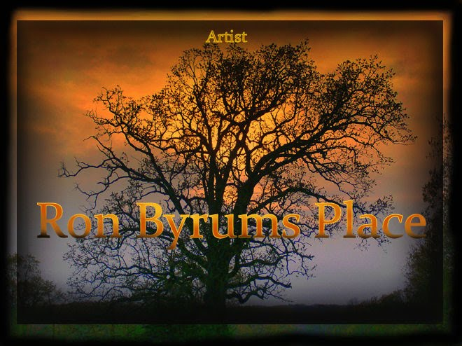 Artist Ron Byrum's Place