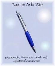 Jorge Horacio Richino Verdaguer - Escritor de la web - Dejando huella en internet.