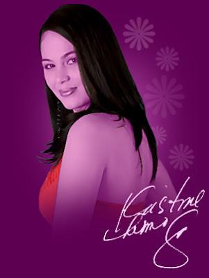 Maningning in Prinsesa ng Banyera is Kristine Hermosa