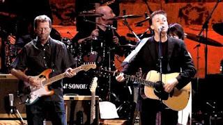 Paul McCartney participa de novo disco de Eric Clapton