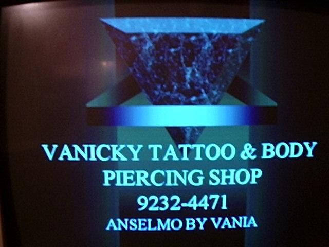 VANICKY TATTOO 13 BRASIL