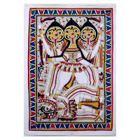 bacchadai devi madhubani painting<br />
