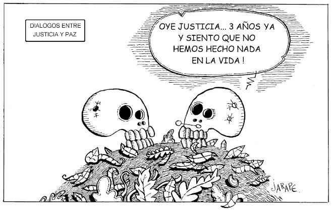 Dialogos entre Justicia y Paz
