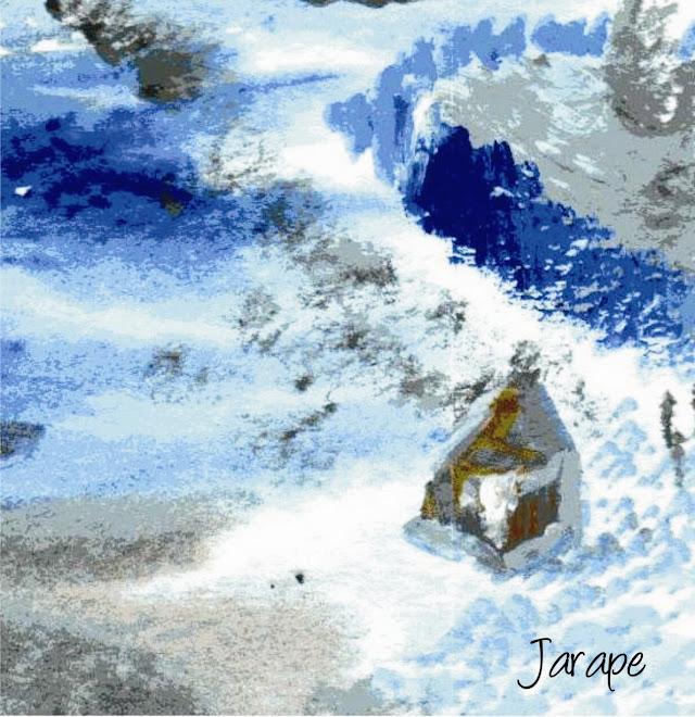 019 Niño Dios nacido en el hielo