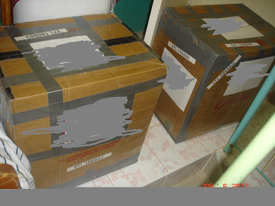 Forex balikbayan box japan