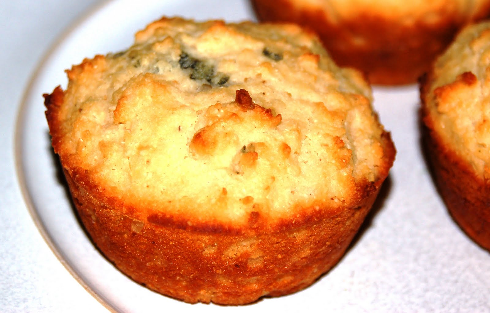 Another Marvelous Meal: Honey Sage Cornbread Muffins