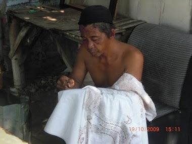 AREY'S Art pelukis batik asli Jogja
