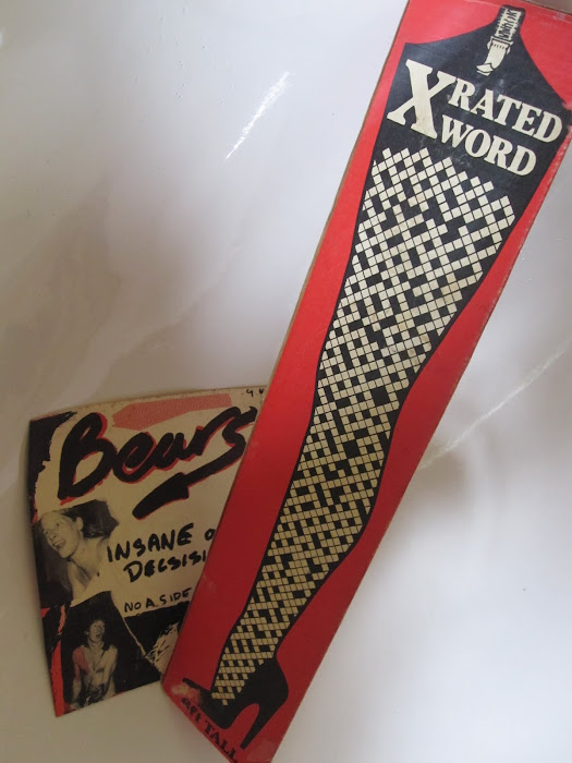 BEARS Decisions 1978 good vibrations records crazee sound punk kbd