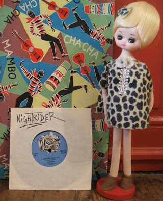 Nightrider Stay Clean wessex records punk 1979