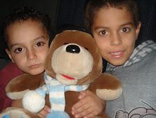 João e Leonardo! meus Amores!