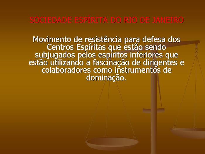 Sociedade Espirita do Rio de Janeiro