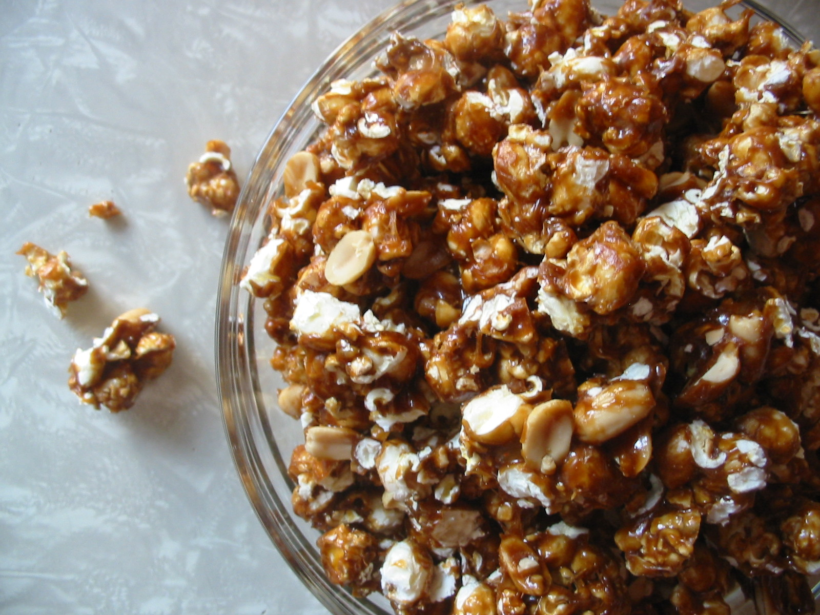 The Hungry Texan: Homemade Cracker Jack