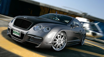 ASI TETSU Bentley Continental GT