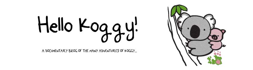 Hello Koggy!