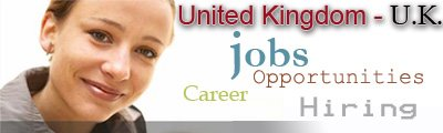 U.K Jobs - United Kingdom