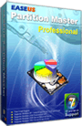 EASEUS Partition Master Professional 5.0.1