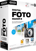 Magix Digital Foto Maker 8